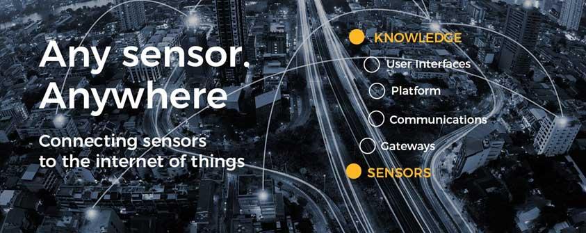 ANy Sensor - Any Where